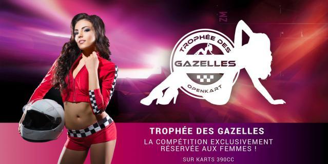 TROPHÉE DES GAZELLES DE CAP KARTING