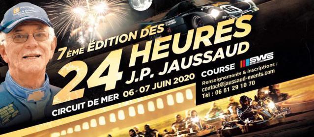 24h J.P. JAUSSAUD 2020